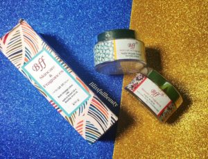 Bff Skincare and fragrances products Review