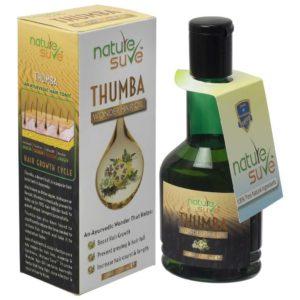 Nature sure thumba wonder hair oil Review