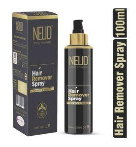 Neud Hair Remover Spray Review
