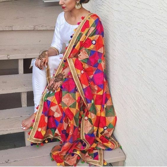 must have dupattas you should own in your wardrobe