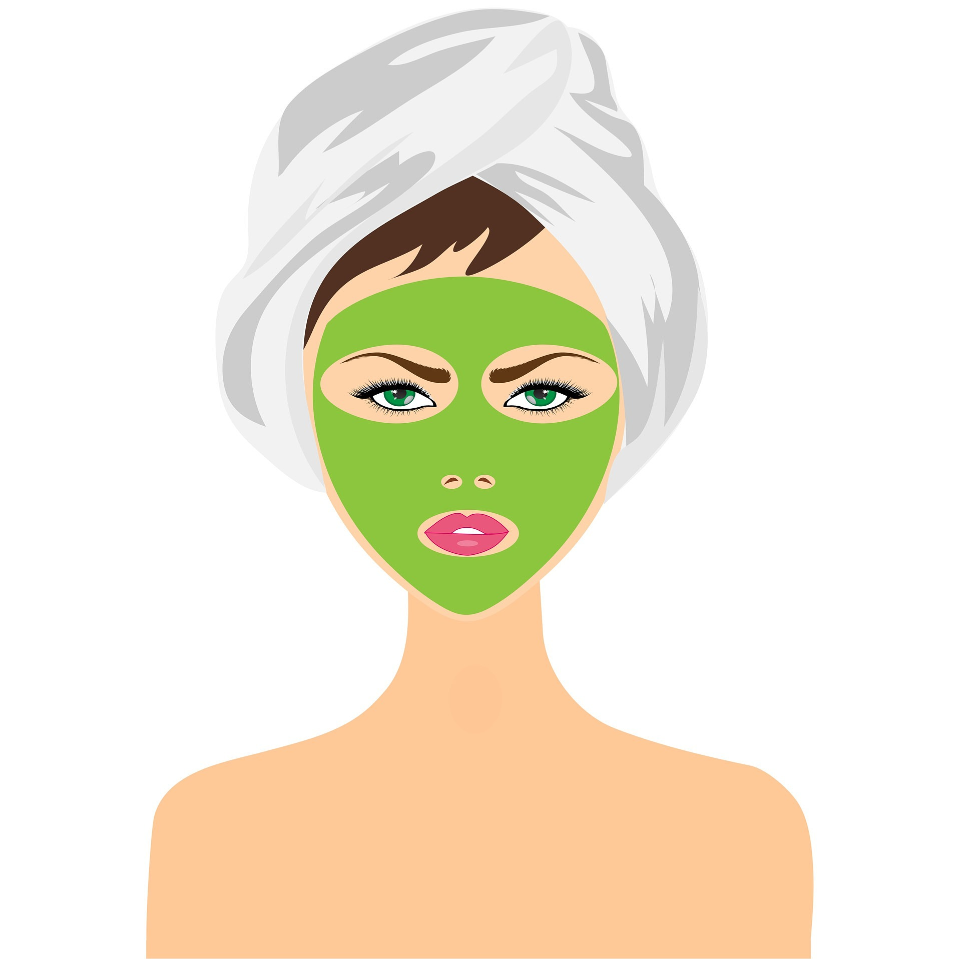 Face pack for Oily Skin in Summer