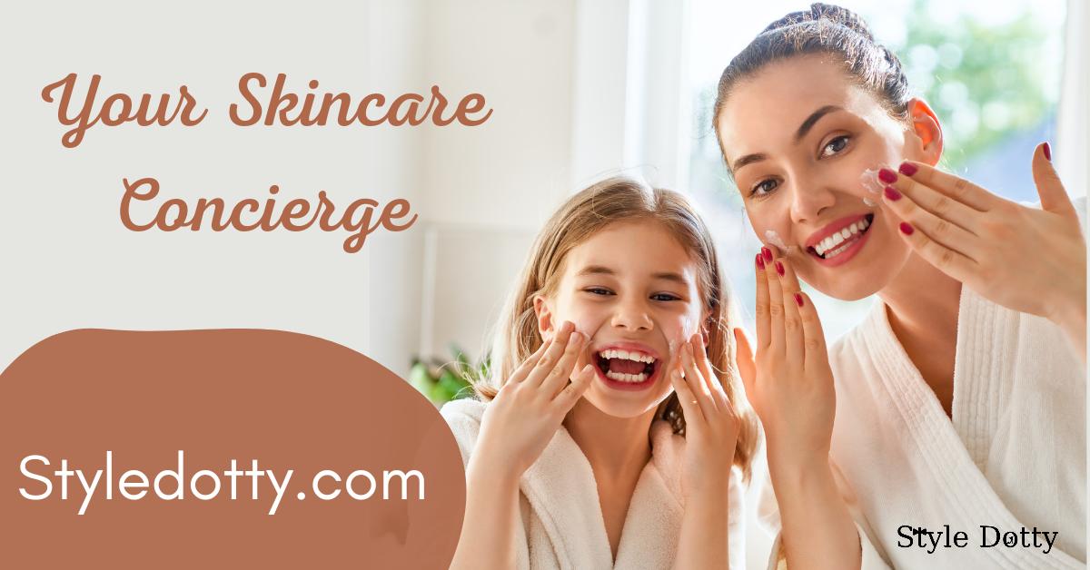 Styledotty your Skin Concierge
