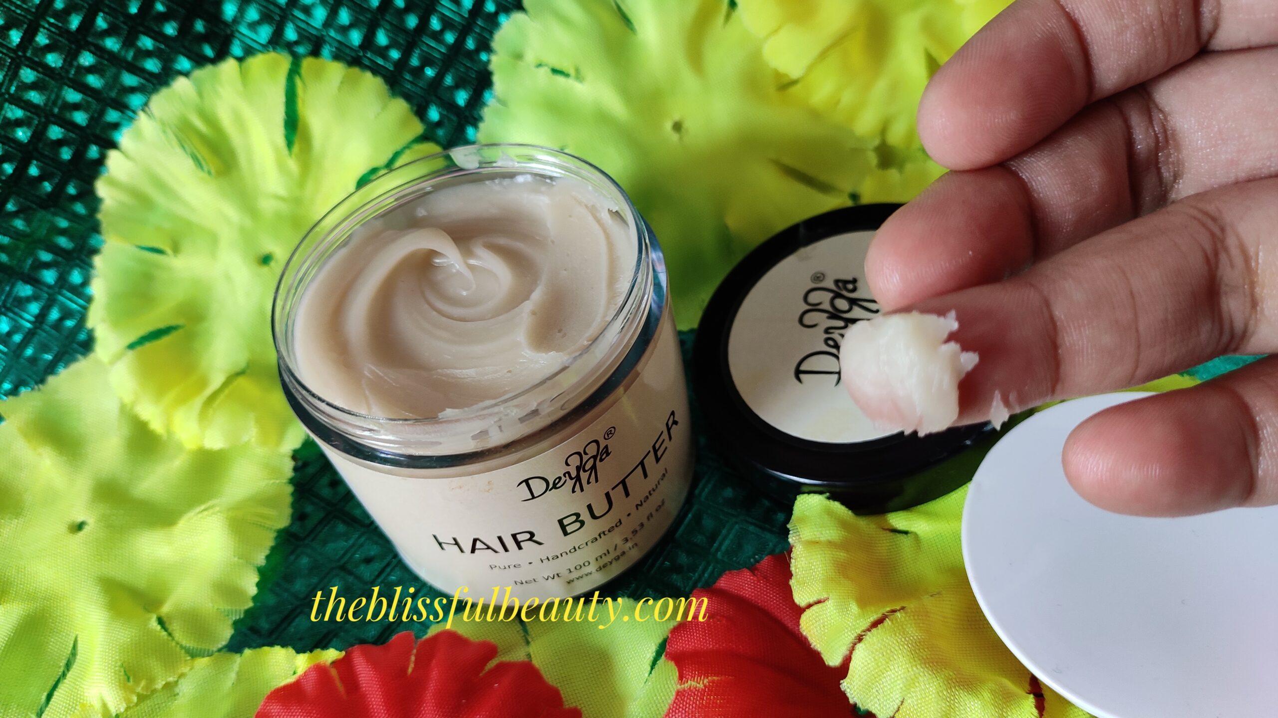 Deyga Hair Butter Review